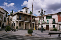 La place de Trillo