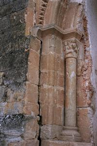 Cerceda: église romane