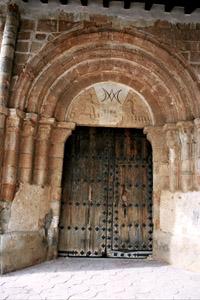 Cereceda: église romane
