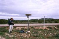 Sur la route de Cifuentes vers Huetos