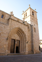CATHEDRALE DE CACERES