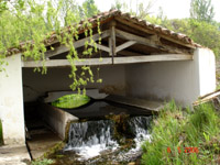 le lavoir de Sotoca de Tajo