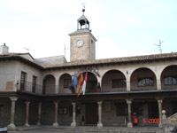 la mairie de Budia