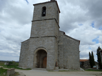 EGLISE DE FUENTEROBLE