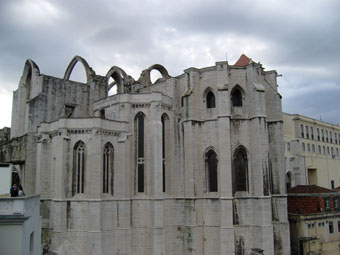 EGLISE DO CARMO