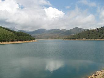 Lac de Canamero