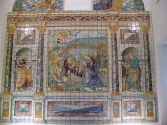 MUSEE DO AZULEJO NATIVITE