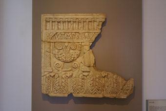 PIERRE DU MUSEE DE LA VILLA ROMAINE