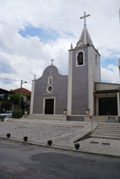 eglise de Aguada de Baixo