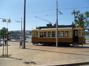 Tram de Porto