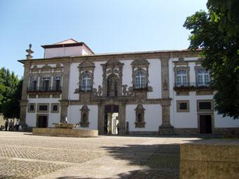 Le centre administratif de Guimaraes