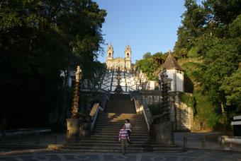 La Escadaria