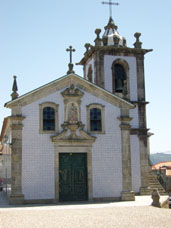 L'église de Amares