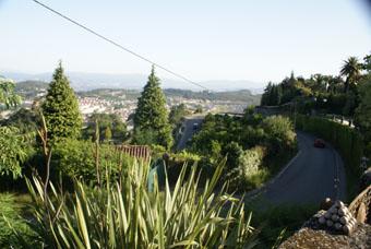 Chemin de Saint Jacques portugais partie 6