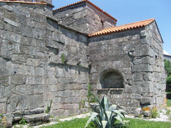 L'église San Torcado