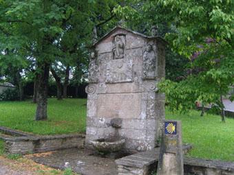 Fontaine de Outeiro