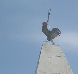 LE COQ DU CLOCHER