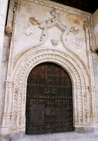 eglise de Almonacid de Zorita