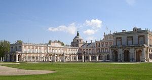 chateau Aranjuez
