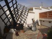 Don Quichote contre les moulins