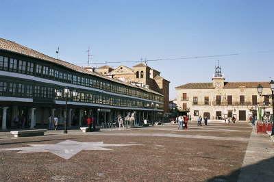 La Place de Almagro