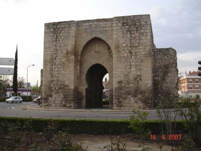 La porte de Tolède