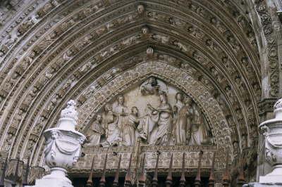 Le miracle de saint ildephonso