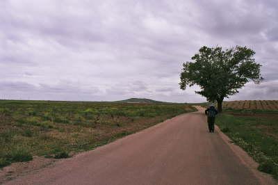 Retour à Alcazar de San Juan