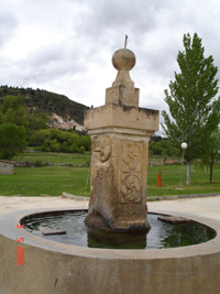 fontaine Canales de Ducado