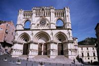 la cathédrale de Cuenca