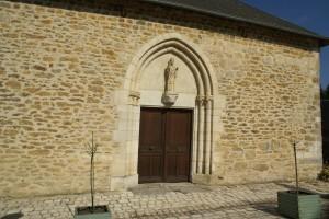 Eglise de Lalobbe