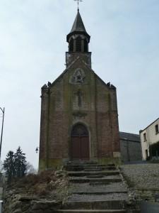 église de Flohimont