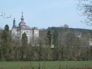 Le château de Vierves