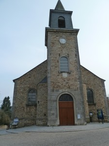 Eglise d'Oignies