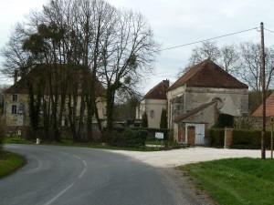 abbaye de Reclus