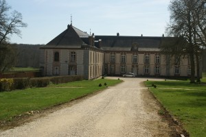 Le Charmoye fut une ancienne abbaye cistercienne