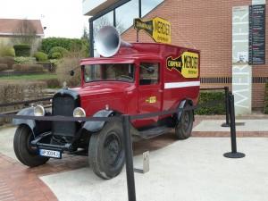 Citroën de la campagne publicitaire