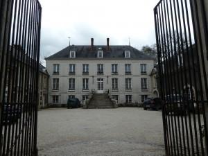 Château de Pierry 18ème siècle