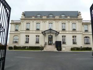 le château de Rilly la Montagne