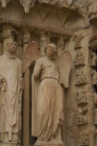 L'ange au sourire(copie)