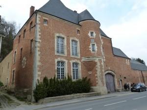 Maison forte de Wignacourt à Château Porcien