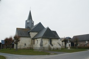 Eglise de Hauteville