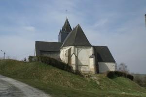 Eglise de Justine