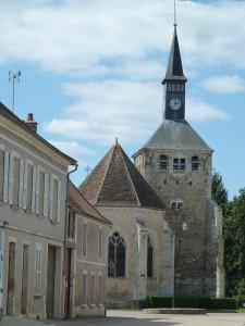Flogny la Chapelle