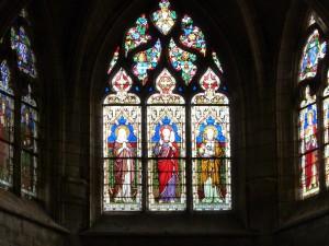 vitraux de Saint Remy