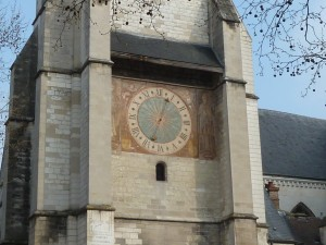 "L""horloge de Saint Remy"