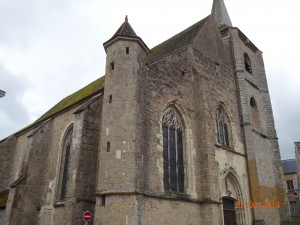 Eglise Sainte Seine
