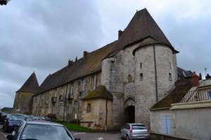 Château des évêques de Nevers