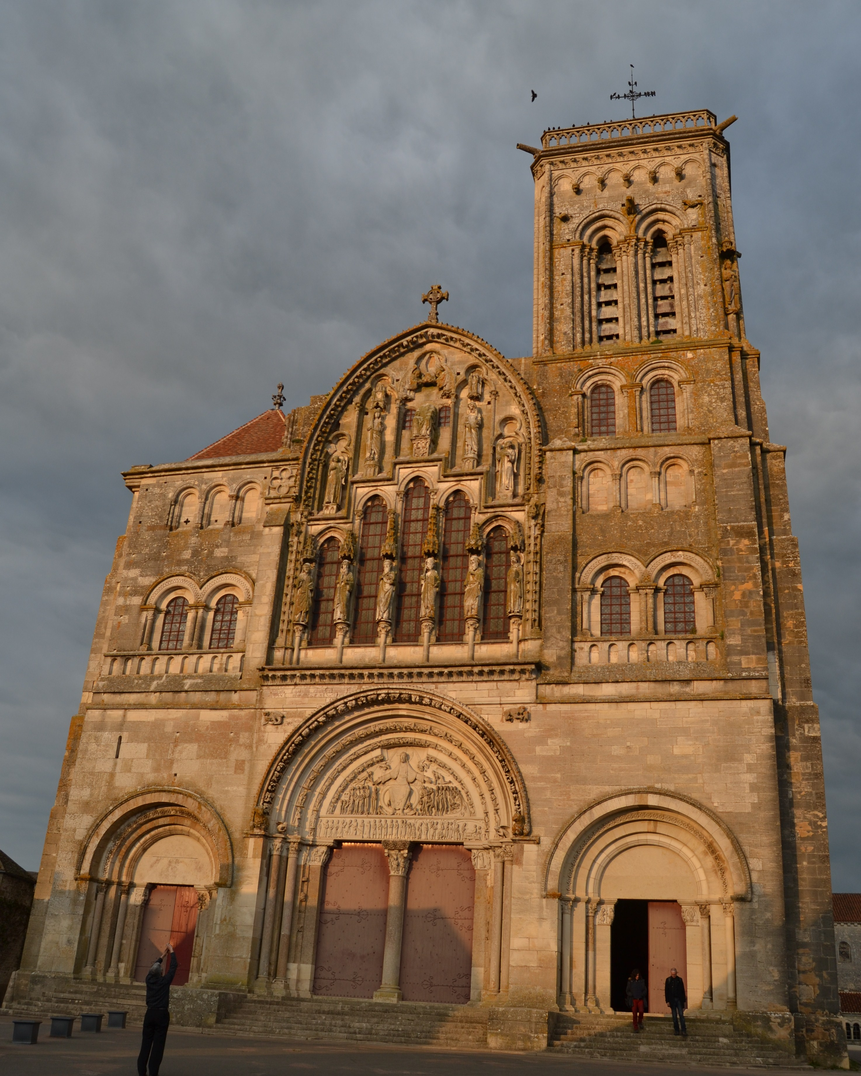 De Vézelay à Périgueux 2014 Part 1