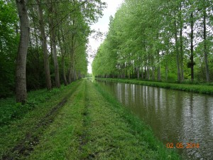 toujours le canal